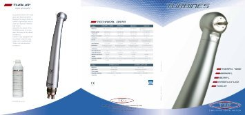tkd turbines.pdf - PROFI - dental equipment