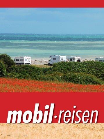 Reiseland Europa - Reisemobil Interaktiv