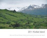 2011 Kodiak Calendar