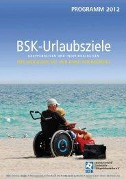 Katalog 2012 - Bundesverband Selbsthilfe Körperbehinderter e.V.