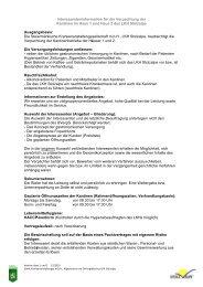 Information Kantine Haus 1 und Haus 2 - LKH Stolzalpe