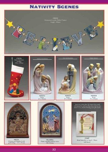 Nativity Scenes - Christian Supplies
