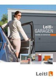 GARAGEN - Leitl Garage .at