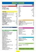 Busreisekatalog 2012 - Reisepartner Pellkofer - Page 6