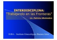 IGBA - Instituto Ginecológico Buenos Aires