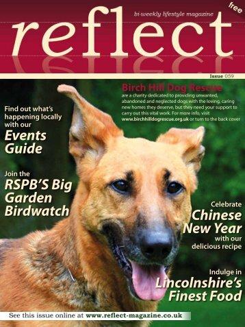 Issue 059 - Reflect Magazine