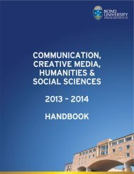 Faculty Handbook - Bond University