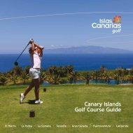 Canary Islands Golf Course Guide