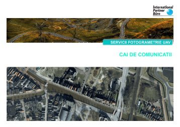 Servicii Fotogrametrie UAV: Cai de comunicatie - International ...