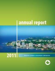 annual report 2011 - KEDCO - Kingston