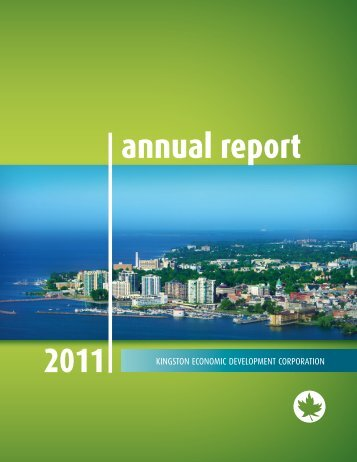 annual report 2011 - KEDCO - Kingston