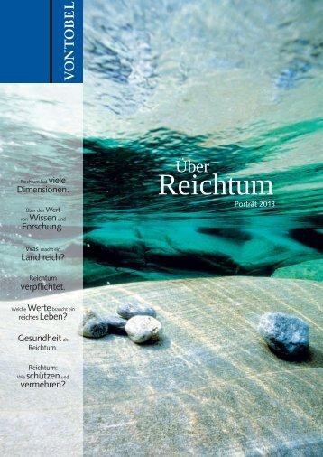 Reichtum - Vontobel