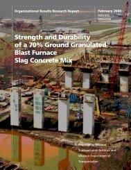 Strength and Durability of a 70% Ground Granulated Blast Furnace ...