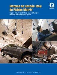 Sistema de Gestión Total de Fluidos Matrix® - Graco Inc.