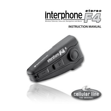 interphone f4 - JC Motors