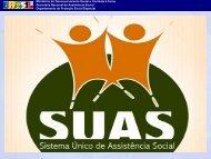 PROTEÇÃO SOCIAL ESPECIAL - SST