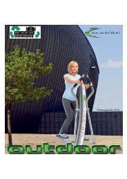 outdoor fitness park design - Reku - Vertrieb - Nord GmbH