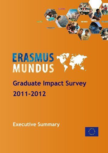Download the survey results of 2011-2012 - Erasmus Mundus ...