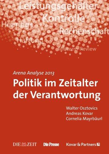 Politik im Zeitalter der Verantwortung - Jürgen Turek Consulting