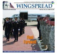 RANDOLPH AIR FORCE BASE 65th Year • No. 23 • JUNE 10, 2011