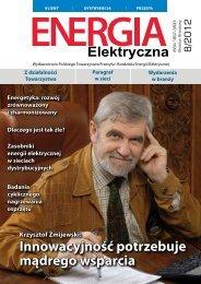numer 8/2012 - E-elektryczna.pl