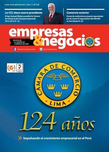 Impulsando el crecimiento empresarial en el Perú