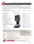 CANNON® miniQV®-X Automatic Viscometer - Cannon Instrument ... - Page 2