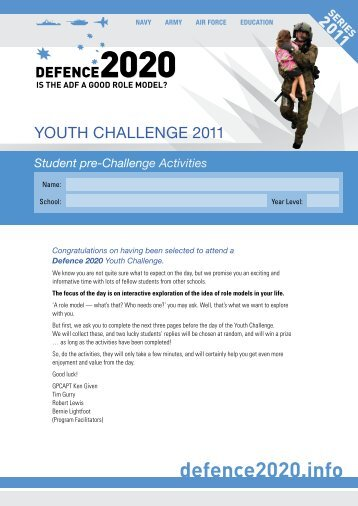 2011 YC Student Notes (PDF) - DEFENCE 2020