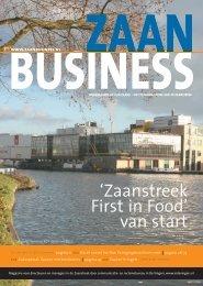 'Zaanstreek First in Food' van start - Zaanbusiness