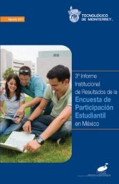 Versión en Español - Tecnológico de Monterrey