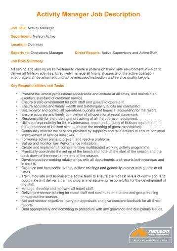 Salon Manager Job Description - Phoenix Great Clips