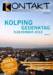 ...Seite 2 - Kolpinghaus