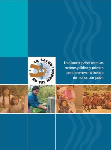 Alianza global entre los sectores público y privado para promover el ...