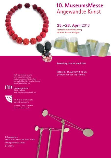 25.–28. April 2013 - Unternehmerverband Metall Baden-Württemberg