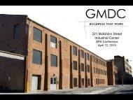 GMC: Buildings that Work