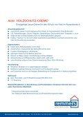Aidol HOLZSCHUTZ-CREME - Remmers - Seite 2