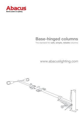 Base-hinged raising and lowering columns - Abacus Lighting  sc 1 st  Yumpu & Base Hinged Columns - Heavy Duty - Abacus Lighting azcodes.com