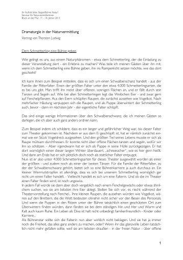 Download Vortrag Thorsten Ludwig - Umweltdachverband