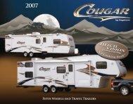 2007 Cougar Brochure - Rvguidebook.com