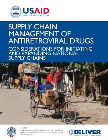 Considerations for Initiating and Expanding National Supply Chains ...