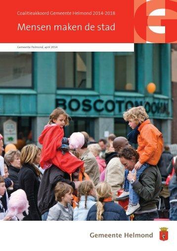 Nieuws-2014-Coalitieakkoord-gemeente-Helmond-2014-2018