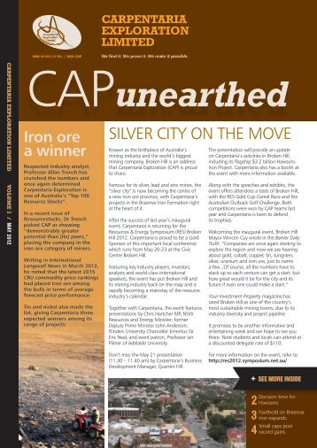Carpentaria Exploration Newsletter Volume 1 May 2012.pdf