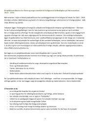 Projektkoordinator for Børn og unge området til boligsocial ...
