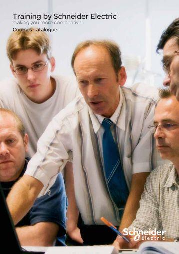 Training by Schneider Electric - WF Senate