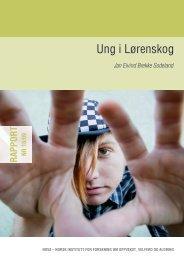 Ung i Lørenskog - Nova