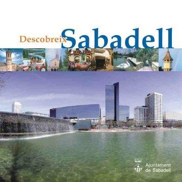 Descobreix - Ajuntament de Sabadell