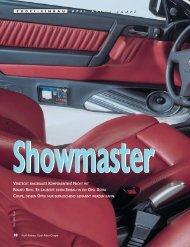 Showmaster - X-Dream Car Audio