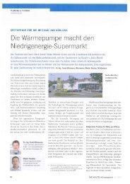 2009 Fachpresse Kälte und Klima - Erwin Merk GmbH