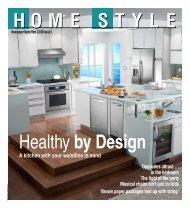 A kitchen with your waistline in mind - Content That Works