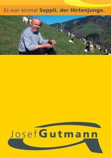 Vom Hirtenjunge zum Autohändler. - Autohaus Gutmann